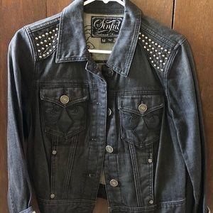 Sinful jean jacket